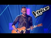 Frank Polucci - Wonderwall | The Voice of Italy 2016: Blind Audition