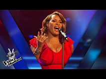 Imara Thomas – Skyfall | The voice of Holland | The Blind Auditions | Seizoen 8