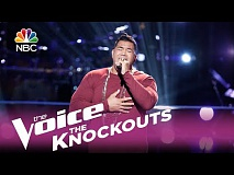 The Voice 2017 Knockout - Esera Tuaolo: