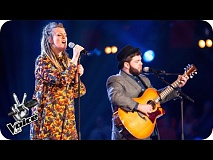 Laura Begley Vs Tobias Robertson: Battle Performance - The Voice UK 2016 - BBC One