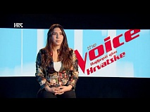 Upoznajte Ivonu - The Voice of Croatia - Season2 - Blind Auditions5