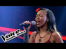 Zoleka Mtila sings 'If I ain't Got You'  | The Blind Auditions | The Voice South Africa 2016