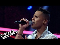 Lyle Volkwyn sings 'Treasure'  | The Blind Auditions | The Voice South Africa 2016