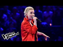 "Emilia Lech - ""Shake It Off""  - The Voice of Poland 8"