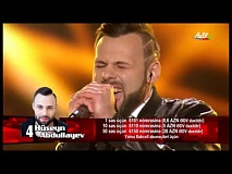 Huseyn Abdullayev - This is a man's world | The Voice of Azerbaijan 2015