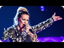 Vivica Jade performs 'Gravity' - The Voice UK 2016: Blind Auditions 5