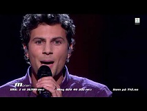 Sebastian James Hekneby - Forever Young (The Voice Norge 2017)