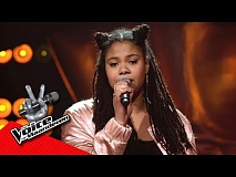 Anouchka zingt 'Sweater Weather' | Blind Audition | The Voice van Vlaanderen | VTM
