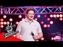 Bonni zingt 'The Man Who Can't Be Moved' | Blind Audition | The Voice van Vlaanderen | VTM