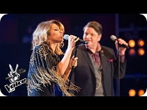 Beth Morris Vs Steve Devereaux: Battle Performance - The Voice UK 2016 - BBC One