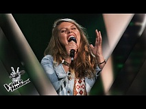 Tessa Looijen – This Is The Last Time | The voice of Holland | The Blind Auditions | Seizoen 8