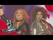 Christina Khalatova ft. Sona sings 'Simply the Best' - Gala Concert – The Voice of Armenia 4