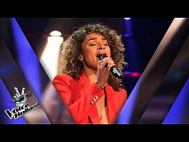 Kimberly - Hello | The voice of Holland | The Blind Auditions | Seizoen 8