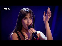 Alexandra Badoi - In and Out of Love | Auditiile pe nevazute | Vocea Romaniei 2017