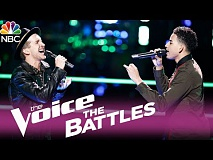 The Voice 2017 Battle - Anthony Alexander vs. Michael Kight: