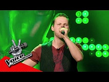 Roy zingt 'Starlight' | Blind Audition | The Voice van Vlaanderen | VTM