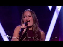 Kaja Rode - I'm Every Woman (The Voice Norge 2017)