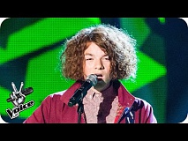 Dylan Thomas performs 'Like A Rolling Stone' - The Voice UK 2016: Blind Auditions 5
