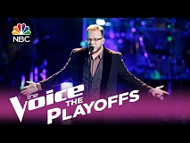 "The Voice 2017 Lucas Holliday - The Playoffs: ""The Beautiful Ones"""