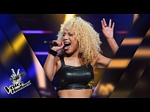 Gin Dutch – I Got You (I Feel Good) | The voice of Holland | The Blind Auditions | Seizoen 8