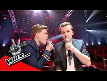 Jérémie en Roy zingen 'Start A Fire' | The Battles | The Voice van Vlaanderen | VTM