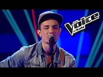 Nicola Cardace – Sing | The Voice of Italy 2016: Blind Audition