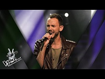 Florens Eykemans – Human | The voice of Holland | The Blind Auditions | Seizoen 8