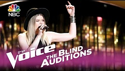 The Voice 2017 Blind Audition - Megan Rose: