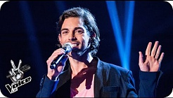 Tom Read Wilson performs 'Accentuate The Positive' - The Voice UK 2016: Blind Auditions 6