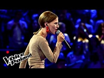 "Małgorzata Hodurek - ""One and Only""  - The Voice of Poland 8"