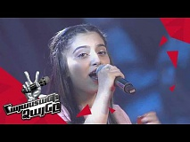 Yeva Abrahamyan sings 'Մայրիկ' - Gala Concert – The Voice of Armenia – Season 4