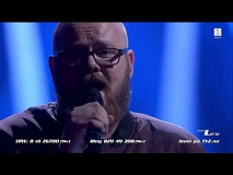 Olaves Fiskum - I Found (The Voice Norge 2017)