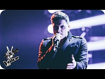 Vangelis performs 'Beautiful': The Live Semi-Finals - The Voice UK 2016