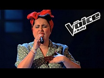 Agnese Boncompagni - A night like this | The Voice of Italy 2016: Blind Audition