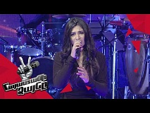 Emma Hovhannisyan sings 'Hurts' - Knockout – The Voice of Armenia – Season 4