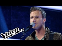 Shen Winberg sings 'Fields of Gold'  | The Blind Auditions | The Voice South Africa 2016