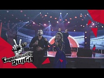 Sofi & Her Team sing 'Մի քիչ' - Gala Concert – The Voice of Armenia – Season 4