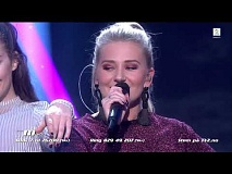 Malin Joneid Ellefsen - Sorry Not Sorry (The Voice Norge 2017)