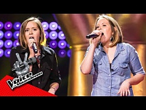 Marijke en Marianne zingen 'Old Woman' | Blind Audition | The Voice van Vlaanderen | VTM