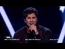 Sebastian James Hekneby - As Long As You Love Me (The Voice Norge 2017)