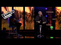 Gísli Brynjar - Man of Constant Sorrow | The Voice Iceland 2015 | LIVE PERFORMANCE