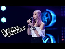 "Julia Owsiak – ""Perfect"" - Przesłuchania w Ciemno - The Voice of Poland 8"