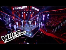 Jade McDonald and Johan Anker sing 'Somebody to Love' | The Battles | The Voice SA 2016