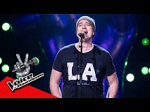 Pieter zingt 'Tomorrow' | Blind Audition | The Voice van Vlaanderen | VTM