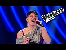 Serena Ciacci - Sola | The Voice of Italy 2016: Blind