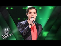 Sandor Stürbl – Too Much Love Will Kill You | The voice of Holland | The Blind Auditions | Seizoen 8