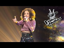 Natacha Carvalho – We Don't Have To Take our Clothes off (The voice of Holland 2015 | Liveshow 1)