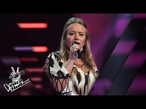 Richelle van Ling – Alles Is Liefde | The voice of Holland | The Blind Auditions | Seizoen 8