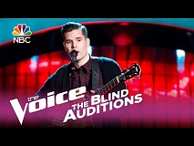 The Voice 2017 Blind Audition - Dave Crosby: