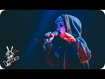 Cody Frost performs 'The Chain': The Live Semi-Finals - The Voice UK 2016